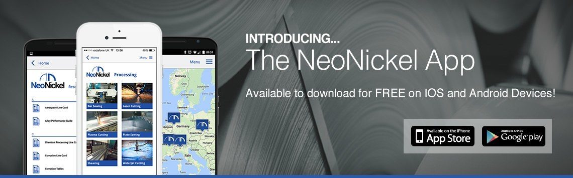 Download Our App - NeoNickel