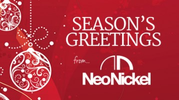 Seasons Greetings NeoNickel