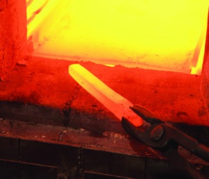 Nickel alloys provide higher strength and resistance to elevated temperatures.