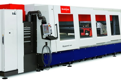 Introducing our new laser - the Bystronic Byspeed 3015