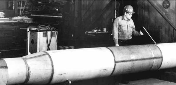 RA330 Perlite Expander Tube