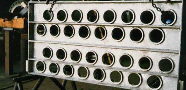 RA330 Tube Supports
