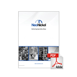 Download NeoNickel Brochure