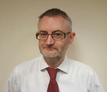 New starter: Ian Moody