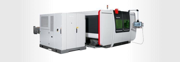 6 kW Bystronic BySprint Fiber 3015