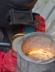 weld preparation