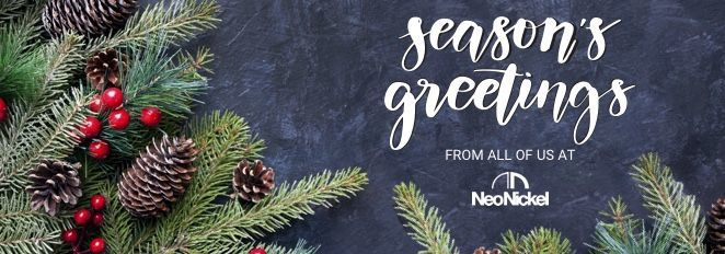 Seasons Greetings from NeoNickel