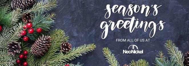 Seasons Greetings from NeoNickel