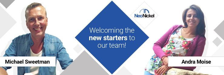 Welcoming the new starters to our team!