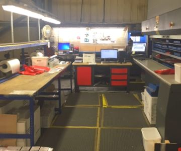 New Linpic Machine In Blackburn
