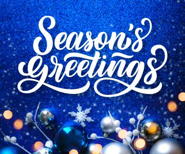 All Site Closing & Re-opening Times for the Festive Period